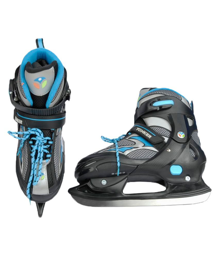 b9156cc791dd Yonker Blue Ice skates Size 6 available at SnapDeal for Rs.3780