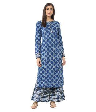 Cotton Salwar Suits: Buy Cotton Salwar Kameez Online at Low Prices ...