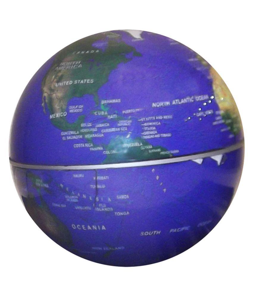 Dario SIM01 Globe Physical Map Globe