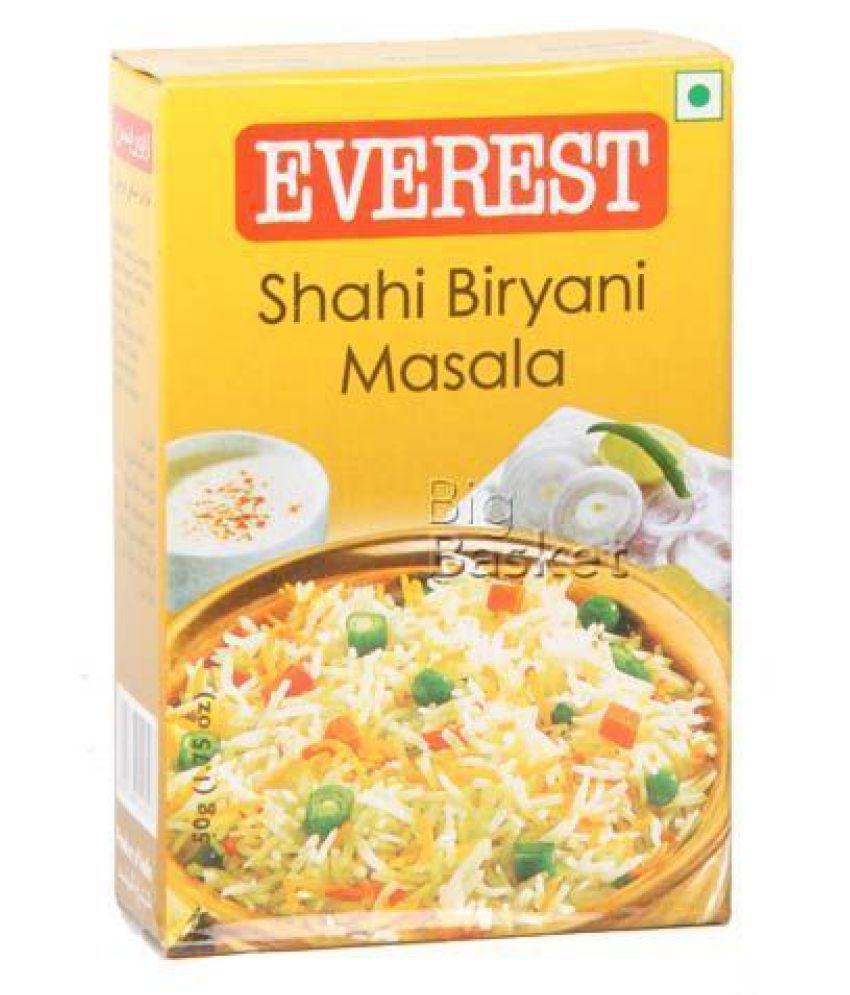 Everest Masala - Shahi Biryani Original Powder 50 gm