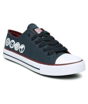 Kook n Keech Sneakers Navy Casual Shoes