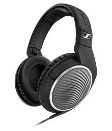 Sennheiser HD471i Over Ear Wired Headphones Without Mic Black