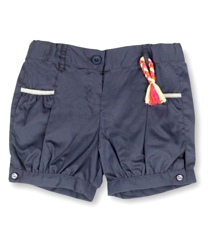 Cherry Crumble California Premium Cotton Shorts for Girls