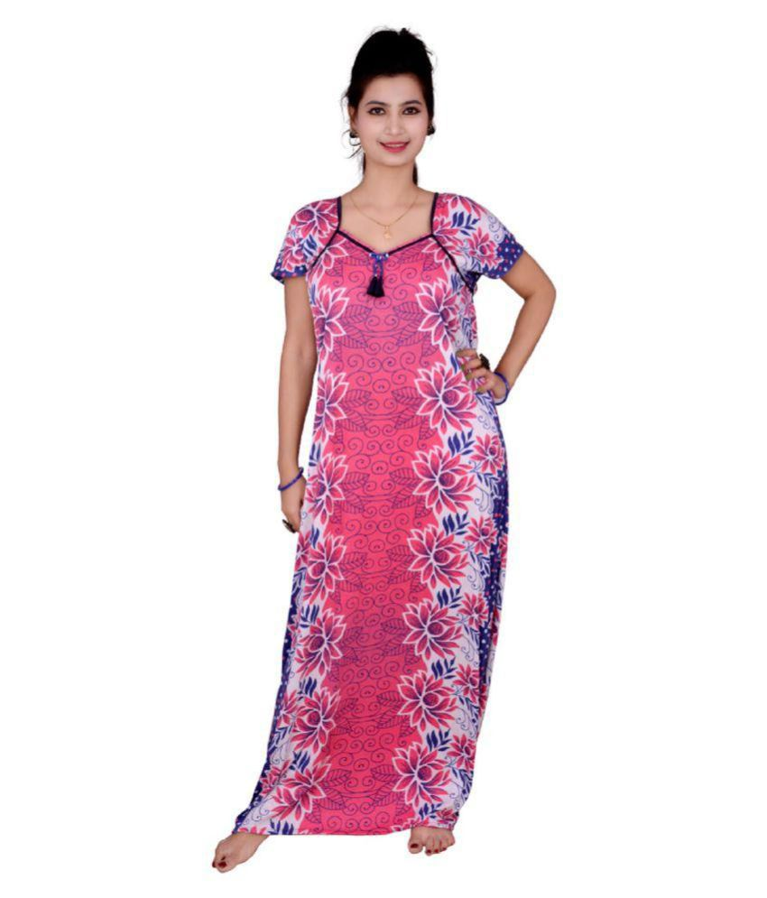 attractive style reputation first hot-selling real Kismat Fashion Cotton Nighty & Night Gowns