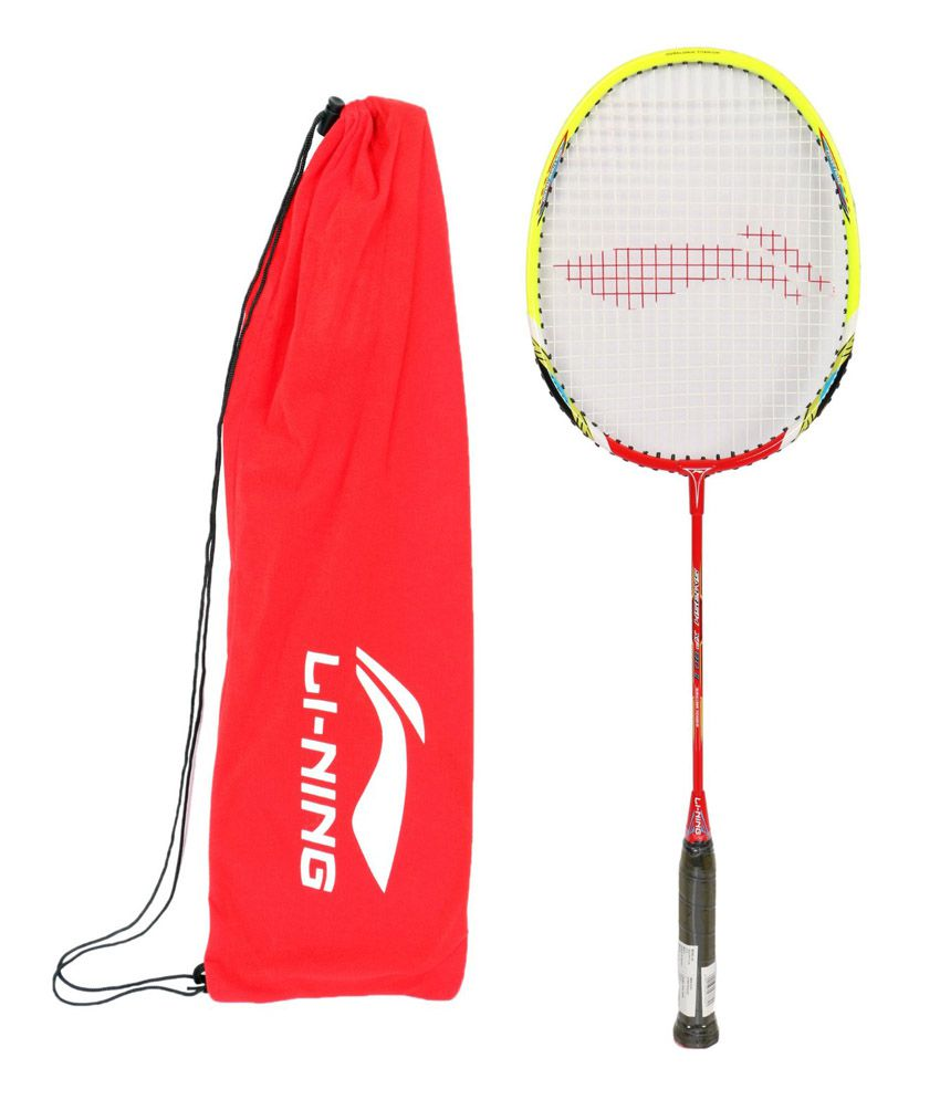 Li-Ning Smash Xp 80 II Badminton Racket: Buy Online at ...