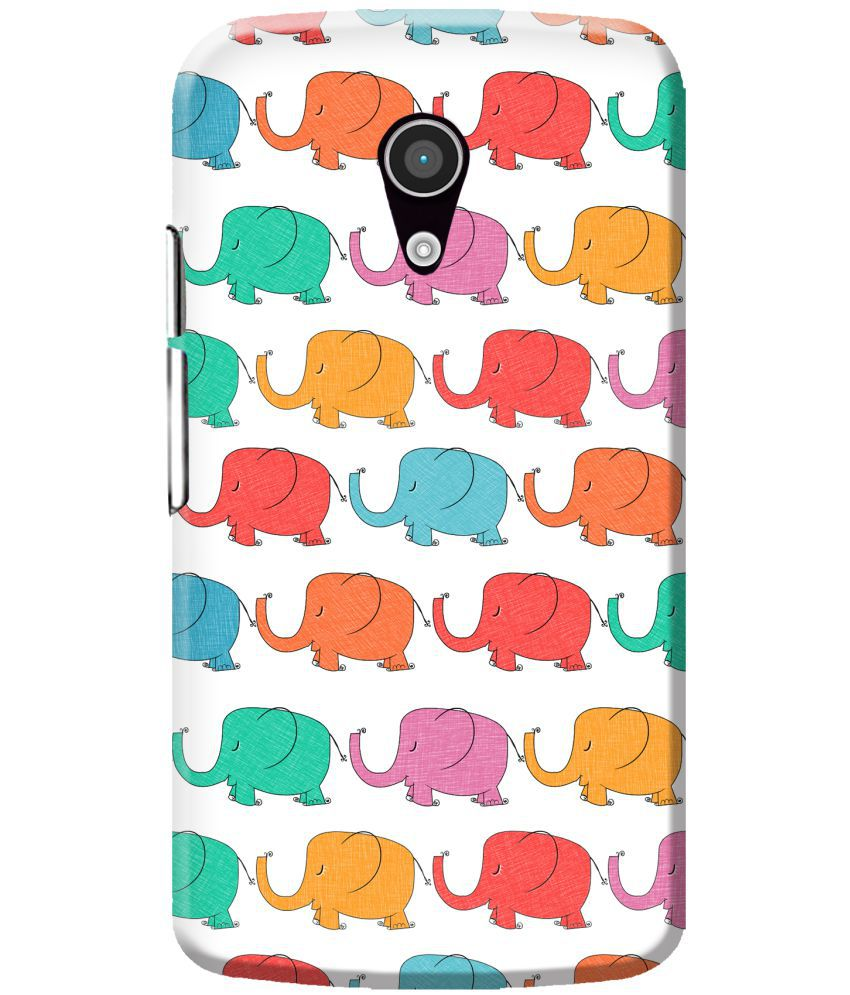 Moto G2 Printed Cover By KanvasCases