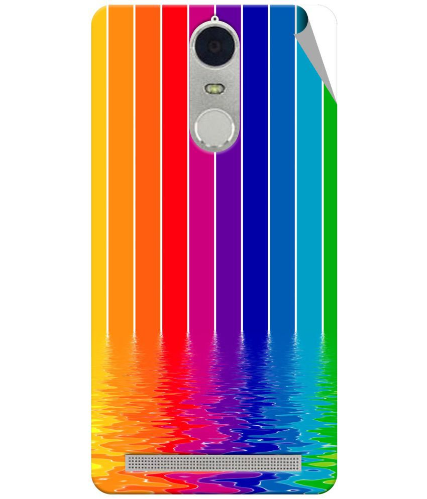 Lenovo K5 Note Designer Sticker by G.store