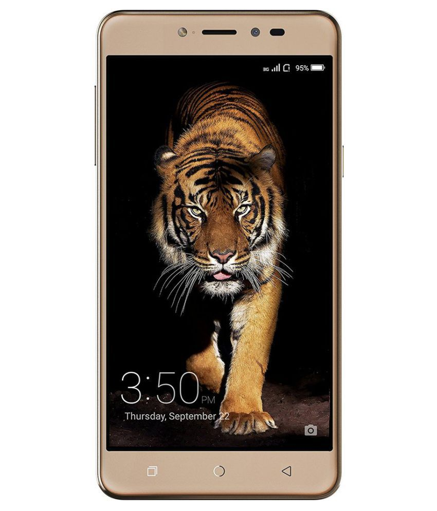 Coolpad Note 5 ( 32GB , 4 GB ) Gold