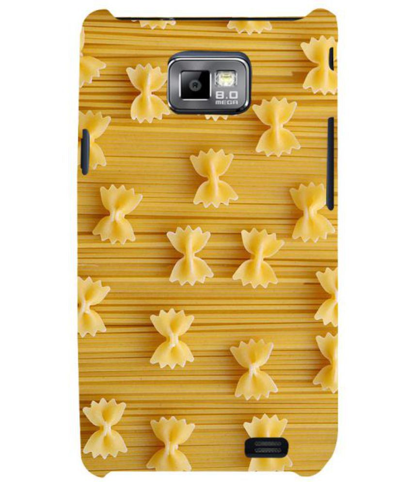 Samsung Galaxy S2 3D Back Covers By Fuson