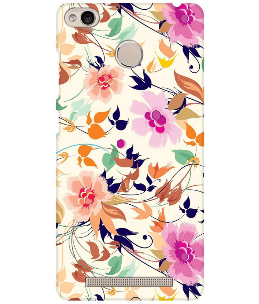 Xiaomi Redmi 3s Prime Printed Cover By SWANK THE NEW SWAG