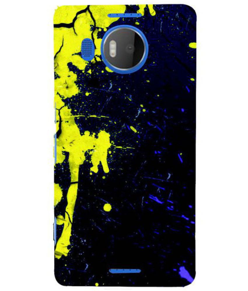 Nokia XL 3D Back Covers By Fuson