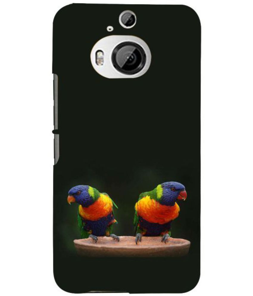 HTC One M9 Plus 3D Back Covers By Fuson