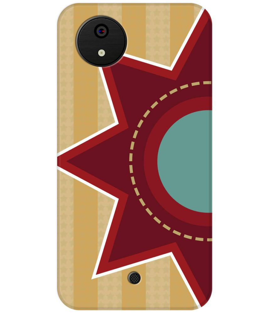 Micromax Canvas A1 Printed Cover By SWANK THE NEW SWAG