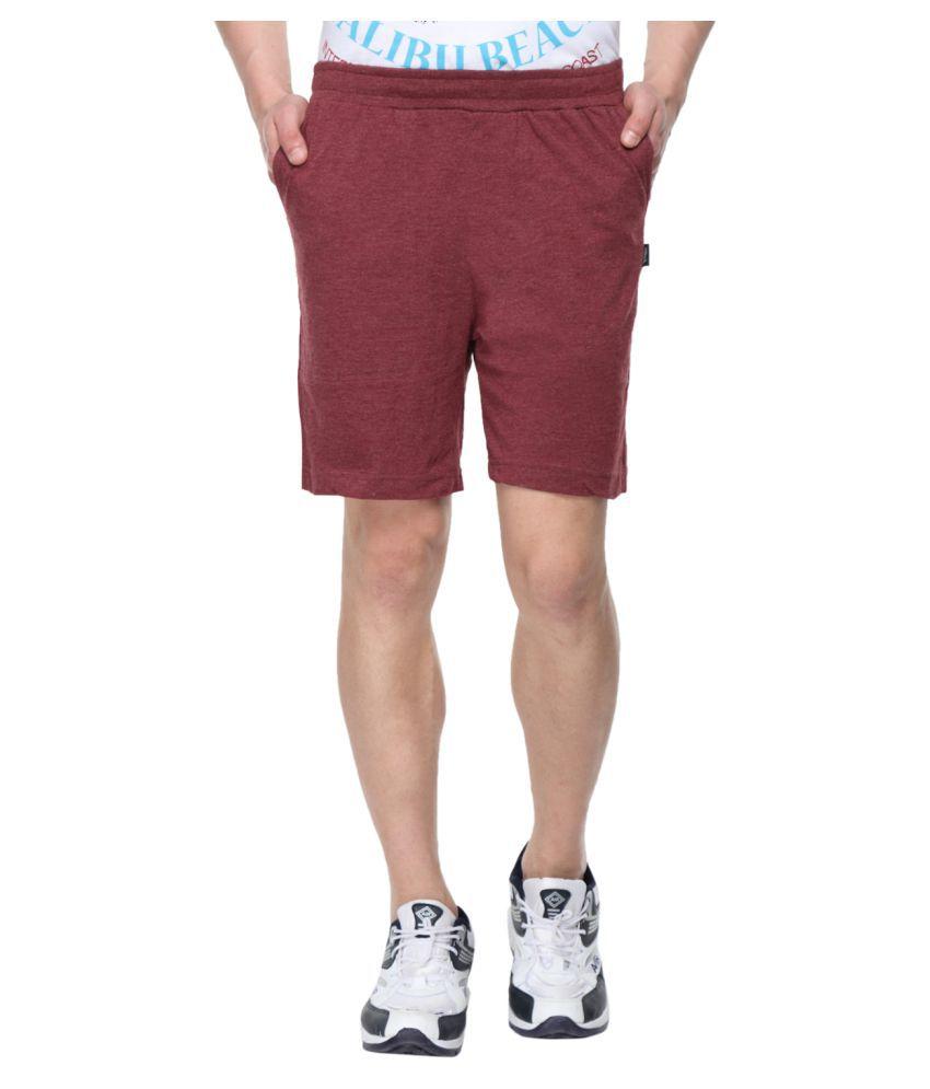 1st Bay Brown Shorts