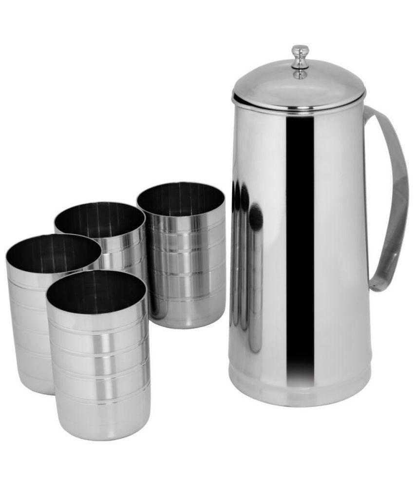 Classic Essentials 2000ml, 250ml Jug & Glass Sets