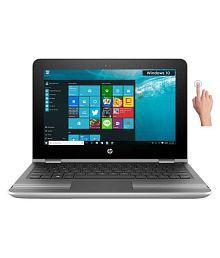 HP Pavilion 11-U107TU 2-in-1 Laptop (7th Gen Intel Core I3- 4GB RAM- 1TB HDD- 29.46cm (11.6) Touch- Windows 10) (Silver)