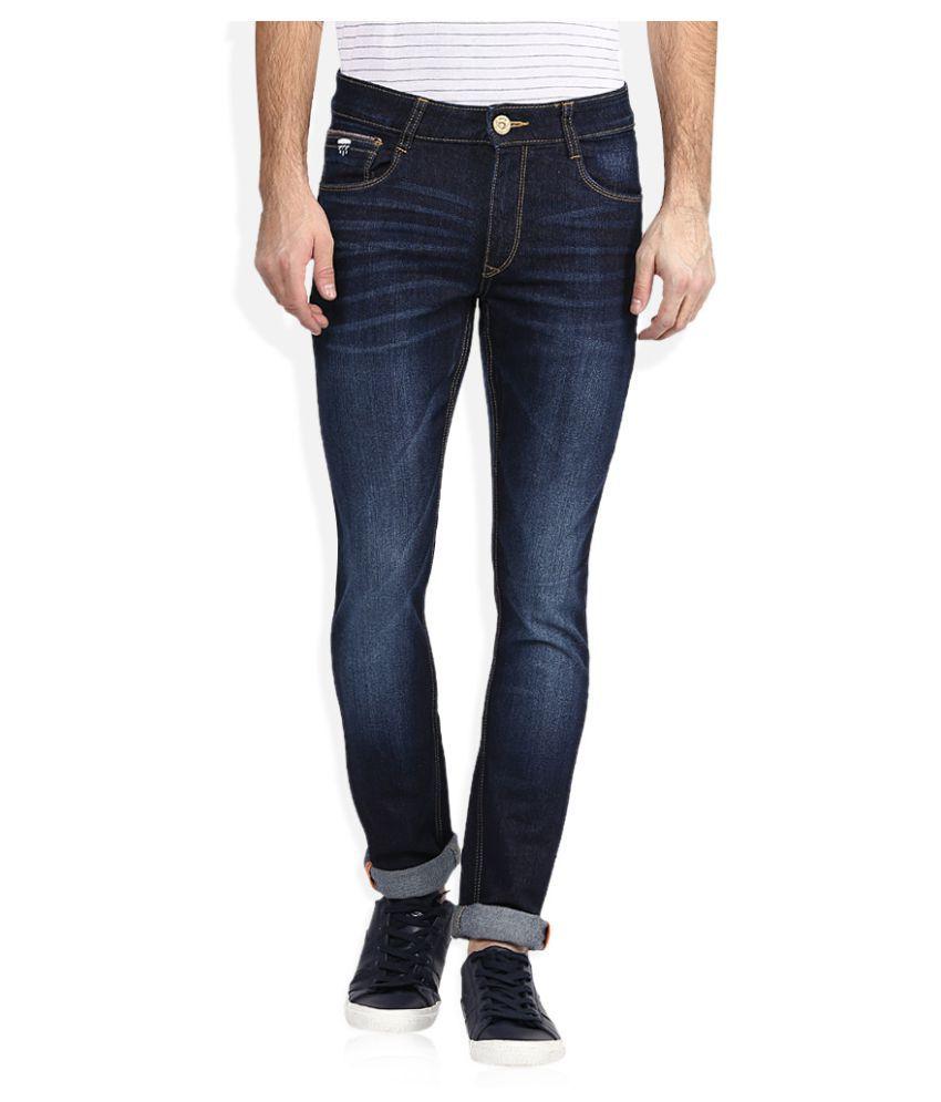 John Players Blue Super Skinny Jeans