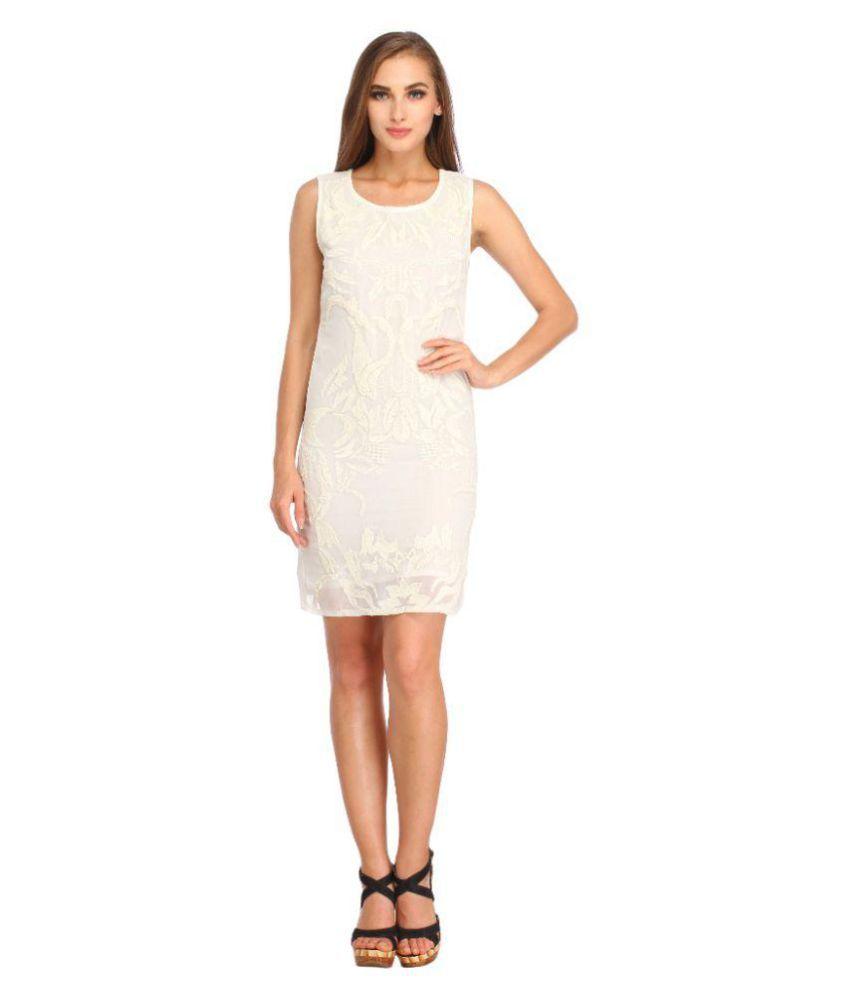 Entease Polyester Dresses