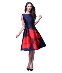 Salwar Suit Hub Satin Dresses