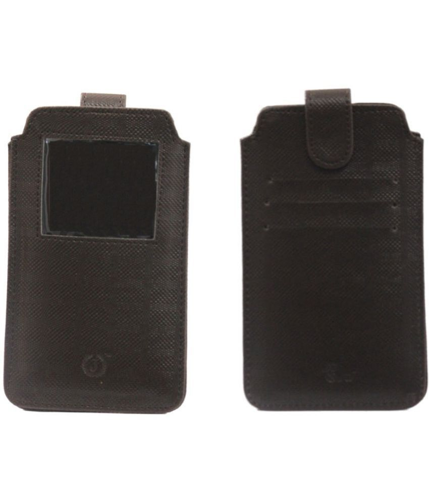 Xiaomi Mi 4s Holster Cover by Jojo - Brown