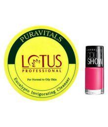 Lotus Eucalypto Invigorating,hooked-on-pink Gel 261 Gm
