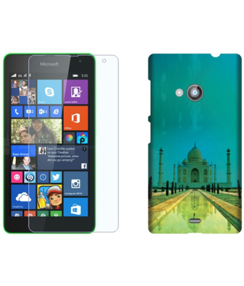 Microsoft Lumia 535 Cover Combo by Printland