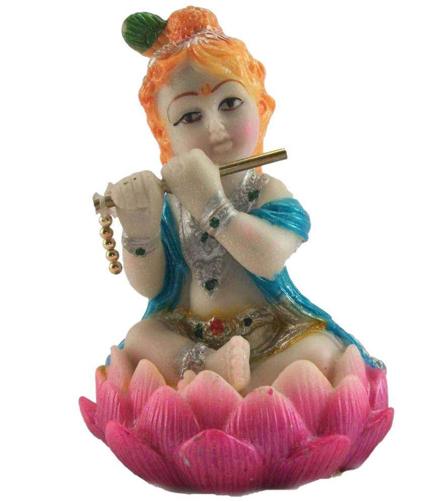 Shree Handicraft Krishna PVC Idol