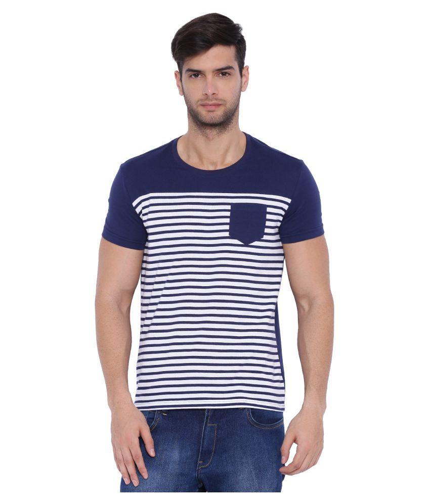 Deezeno Multi Round T-Shirt