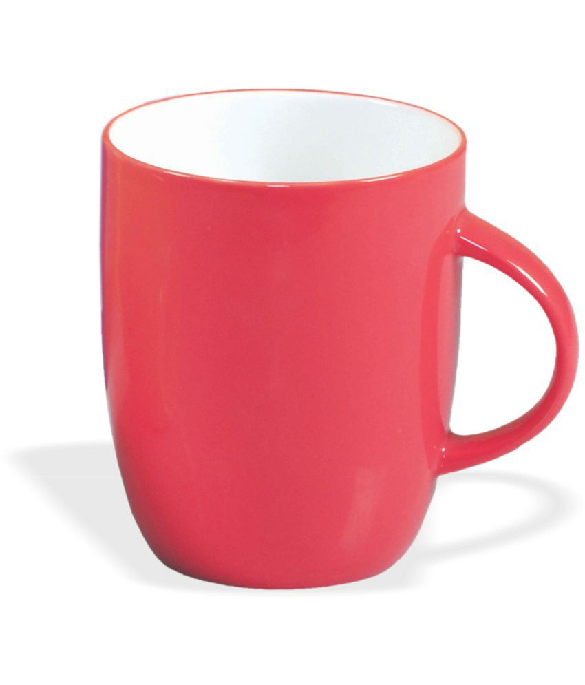 Clay Craft Bone China Milk Mug 1 Pcs 350 Ml  available at snapdeal for Rs.136