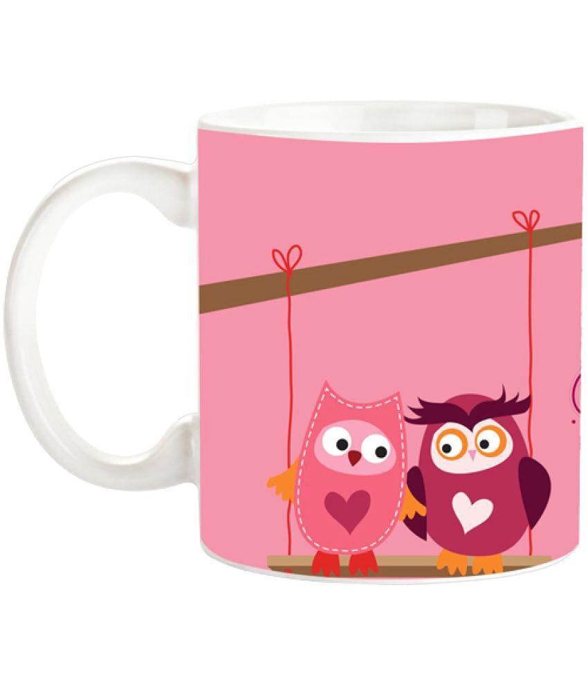 Indian Tag Ceramic Coffee Mug 1 Pcs 250 ml