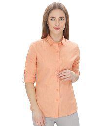 Leaf Shirt Cotton Shirt