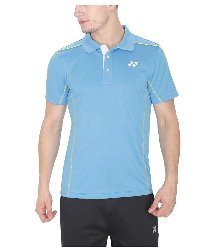 Yonex Blue Badminton T-Shirt