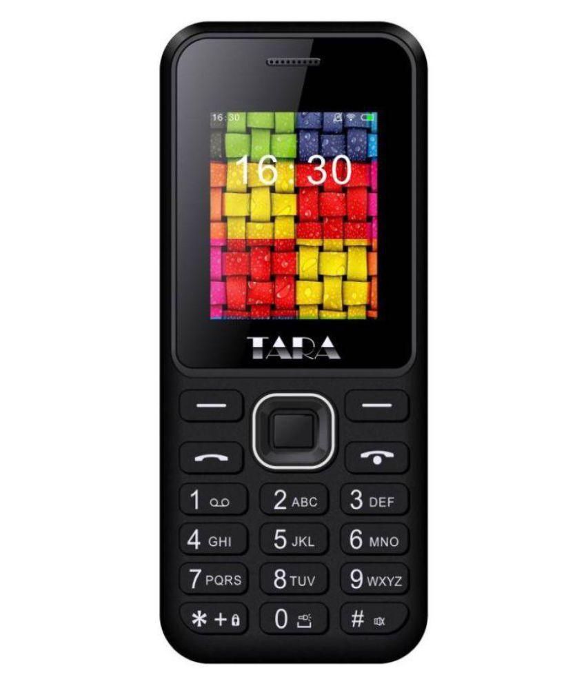 Tara T102 Black