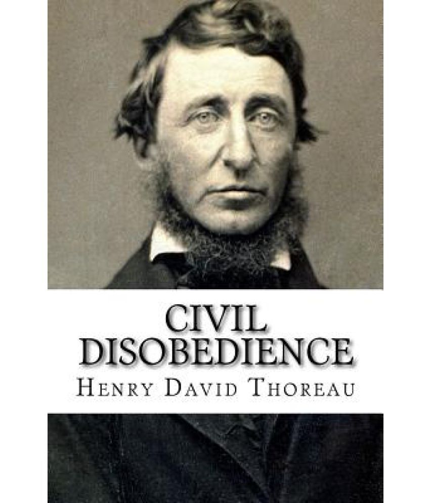 civil disobedience by henry david