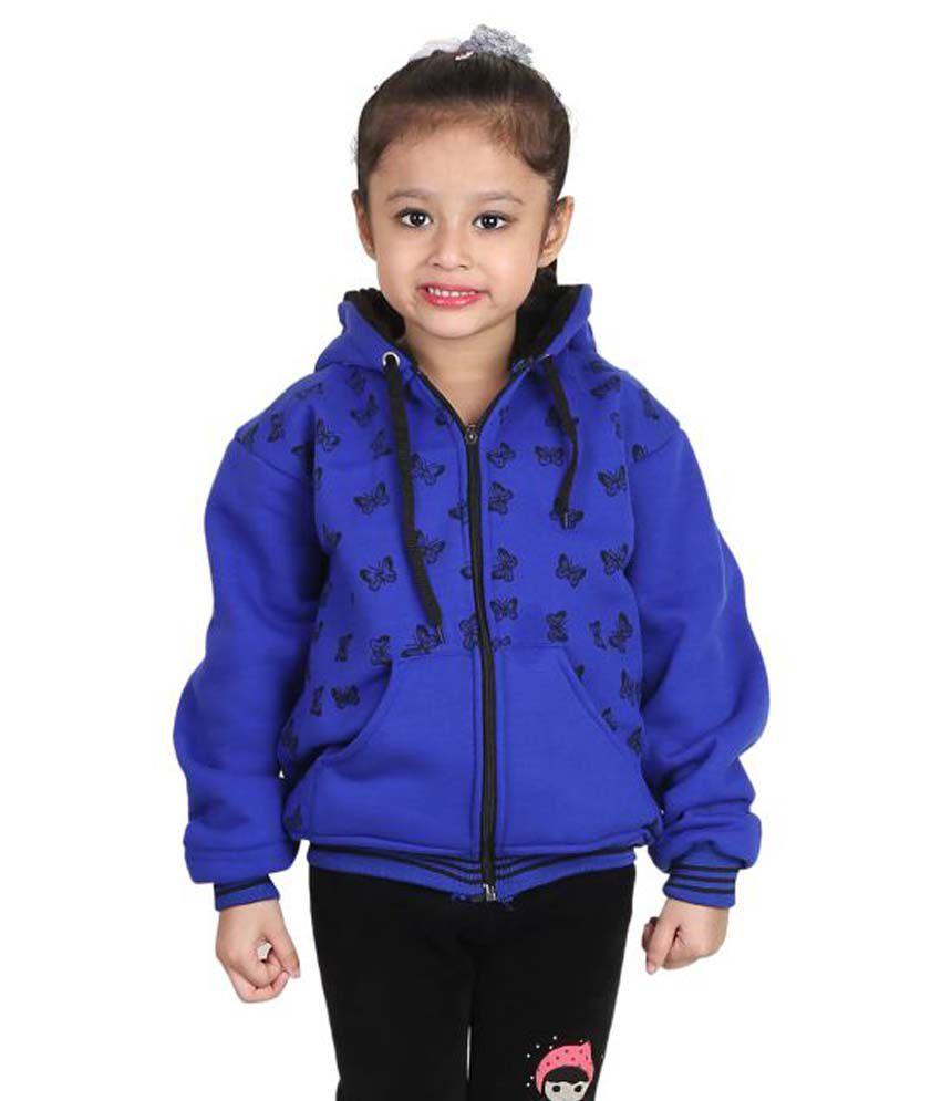 Crazies Light Blue Jacket