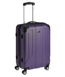 Pronto Purple Check-in Hard Luggage