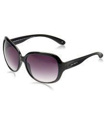 Joe Black Purple Oversized Sunglasses ( Jb-779-c1 )