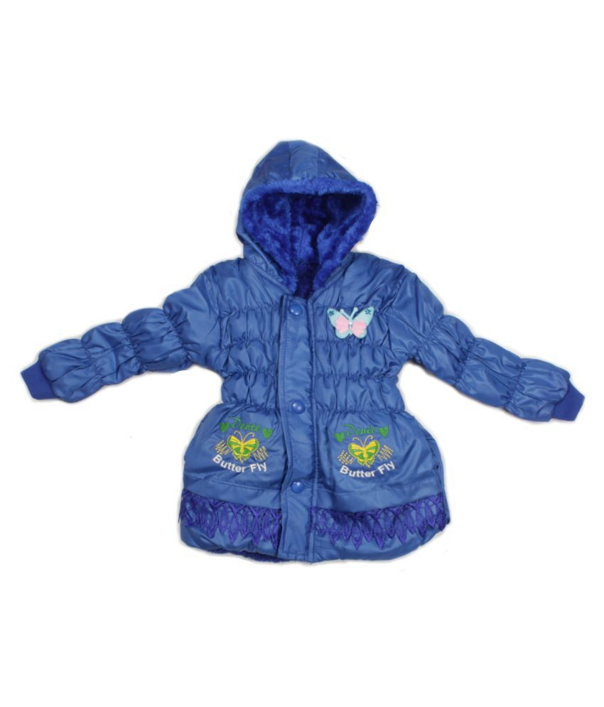 Greentree Winter Wear Jacket for Girls