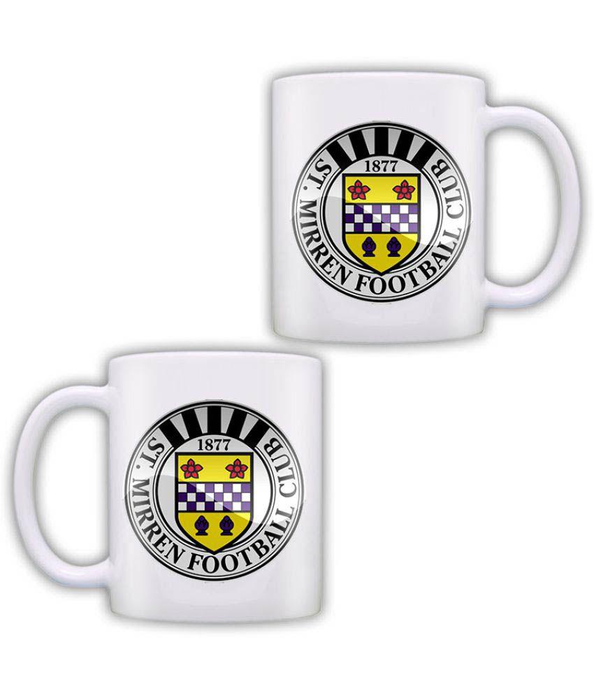 Muggies Magic Ceramic Coffee Mug 1 Pcs 325 ml