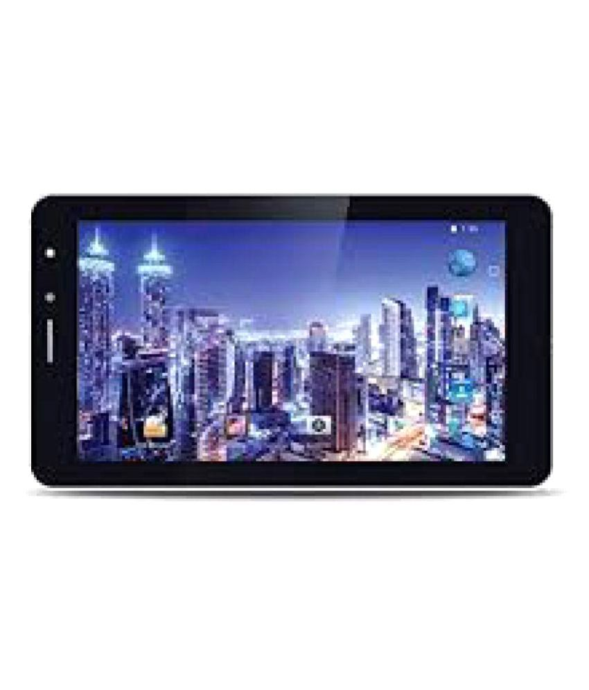 iBall Twinkle i5 Gray ( Wifi Only , Voice calling ) Snapdeal Rs. 4550.00