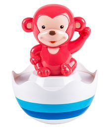 Venus-Planet Of Toys Smart Tumble Roly Poly Teddy With Music And A Unique Shaking Function Toy