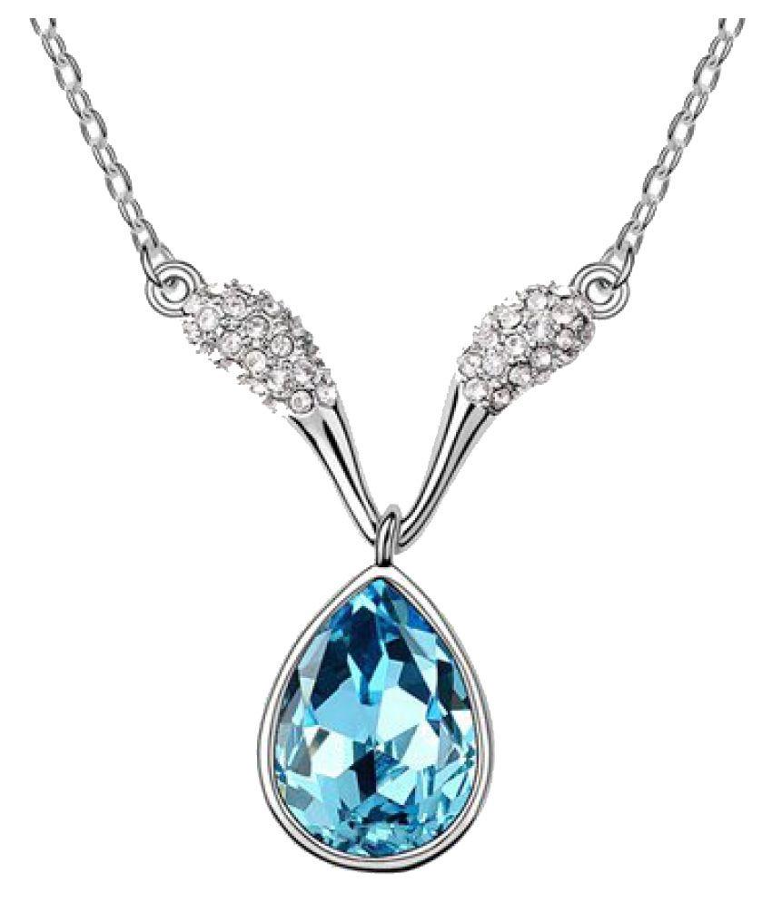 YouBella Silver Necklace