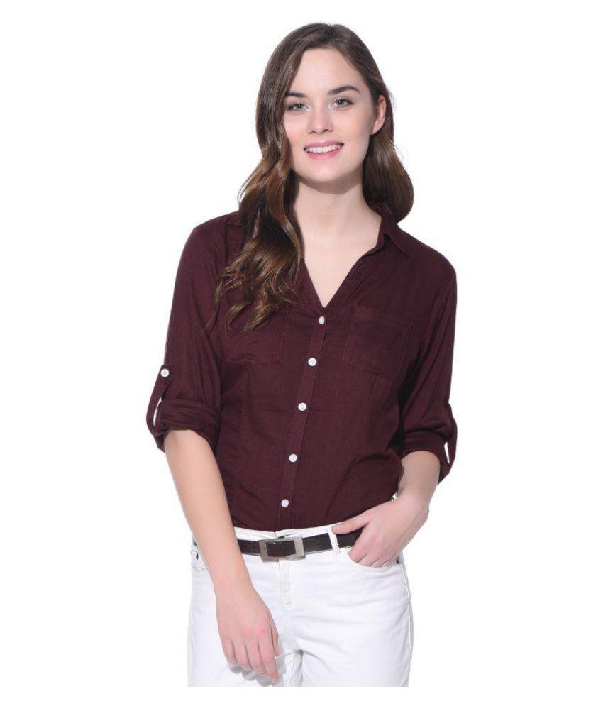 Purys Rayon Shirt
