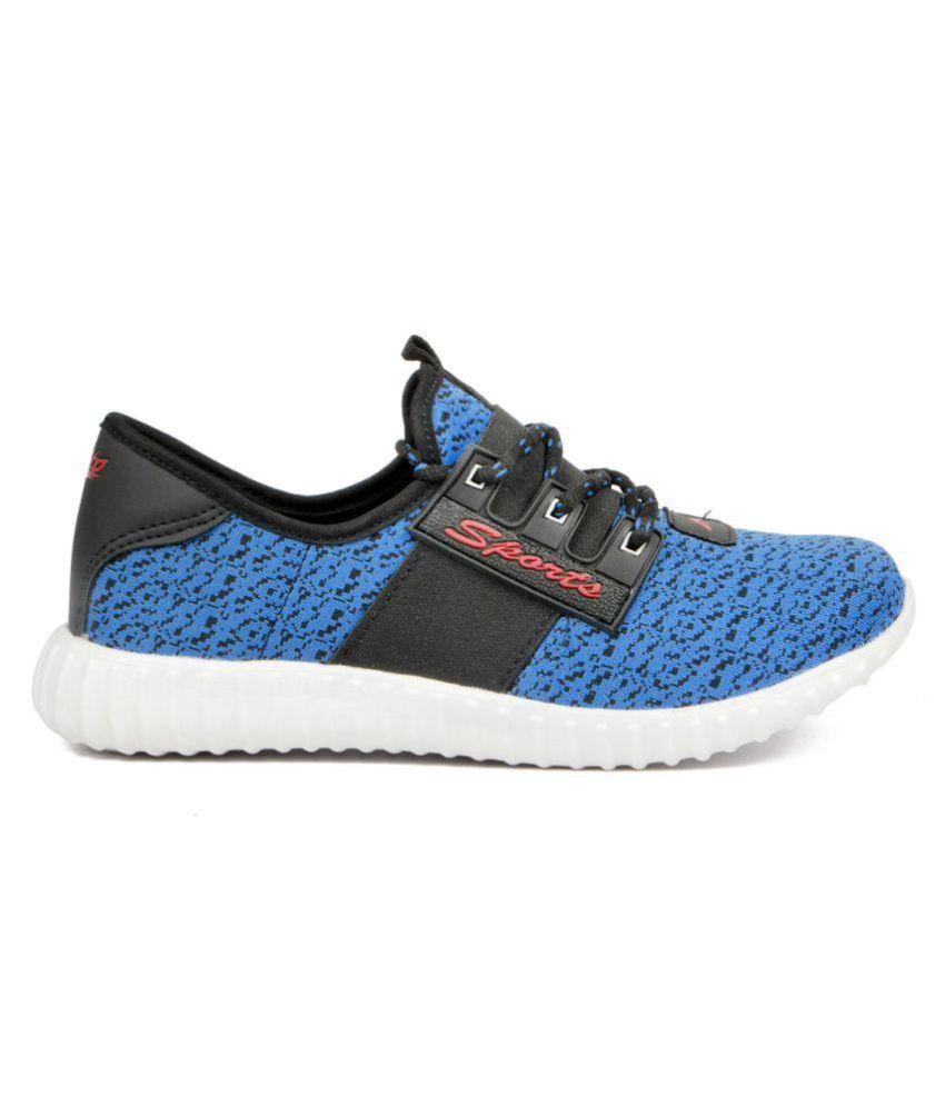 Asian PLUTO-01 Blue Running Shoes sale under $60 aEIjNdqOhO