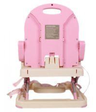 WonderKart Beige Booster Toddler Seat
