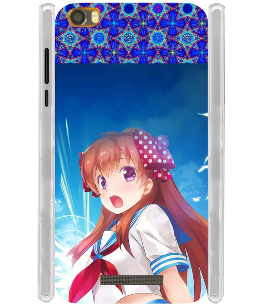 Lava X8 Printed Cover By GADGET LOOKS