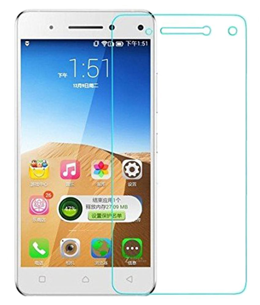 Lenovo Vibe S1 Tempered Glass Screen Guard By Crook