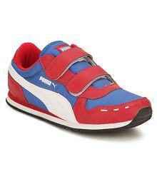 Puma Cabana Velcro Jr DP shoes
