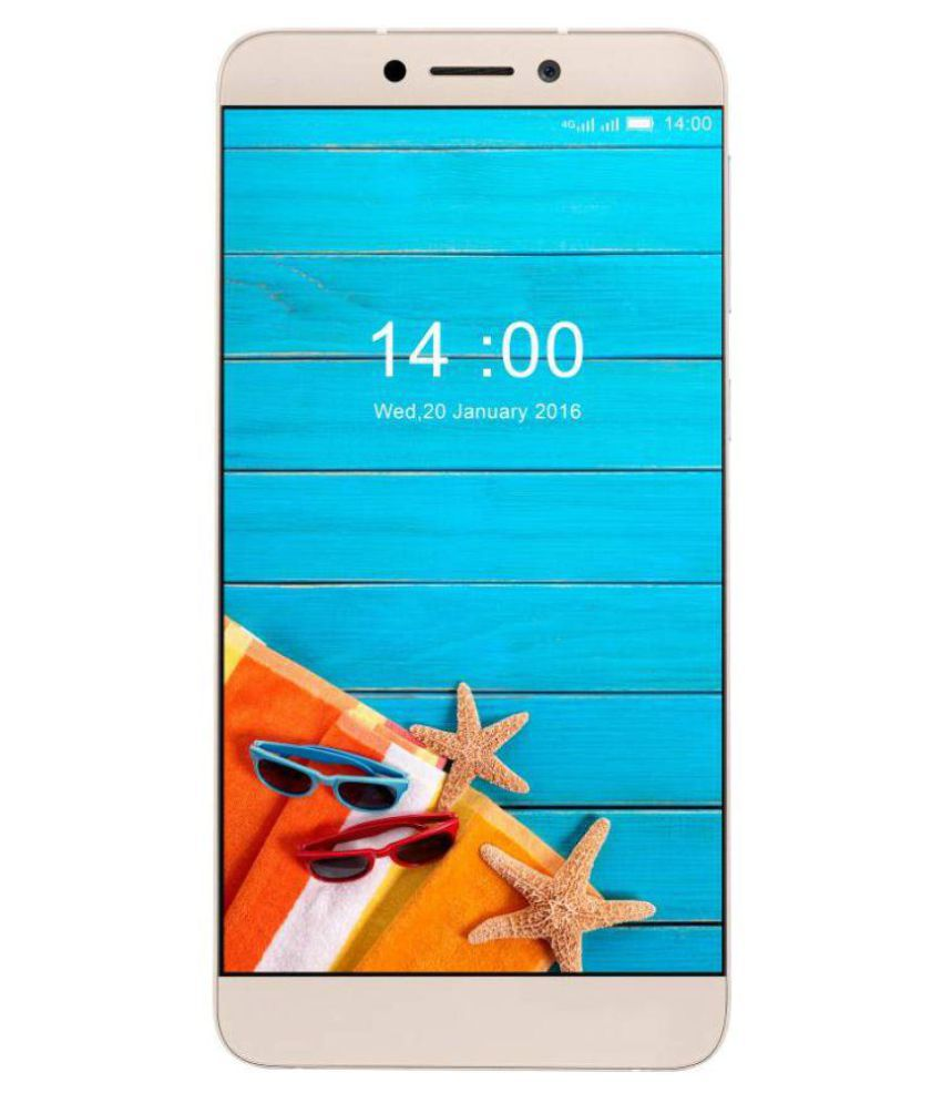 Letv Le 1s Eco X509 32gb Gold Mobile Phones Online At Low Prices Log On Otg Micro Usb Lo 28