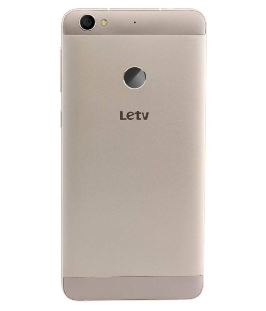 best loved d1c8c 4ae89 LeTv Le X509 ( 32GB , 3 GB ) Gold